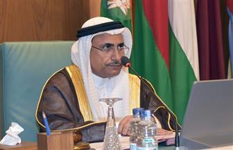 رئيس البرلمان العربي يدين الحادث الإرهابي في فيينا