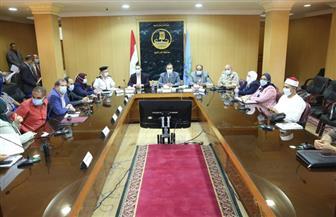 محافظ كفر الشيخ: استعدادات مكثفة لانتخابات مجلس النواب وتجهيز مقار اللجان | صور