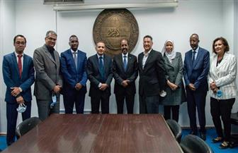 """الرئيس الصومالي السابق: مصر تلعب دورا محوريا في دعم التعاون """"الإفريقي- الإفريقي"""".. ودعمت بناء الصومال"""