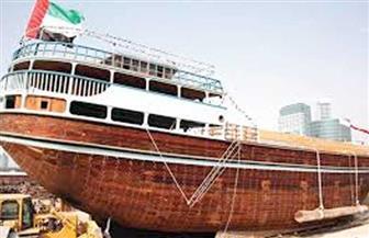 دبي تشهد تصنيع أكبر باخرة خشبية في العالم