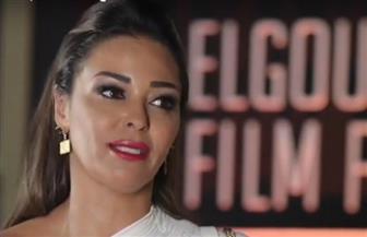 داليا البحيري: أشعر بالرعب عندما أقف أمام عادل إمام| فيديو