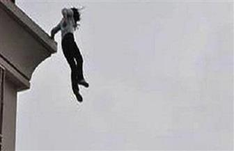 سيدة تقفز من شرفة منزلها في السويس خوفا من اعتداء زوجها عليها بسكين المطبخ