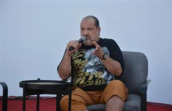خالد الصاوي لـ«بوابة الأهرام»: أنا شخص متسامح وعصامي ولا أترك حقي | فيديو وصور