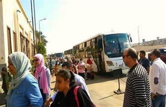 بورسعيد تستقبل رحلات السياحة الداخلية من محافظات مصر | صور