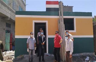 """المبادرة الرئاسية """"حياة كريمة"""" تعيد الحياة لقرية أولاد صبور بالدقهلية  صور"""