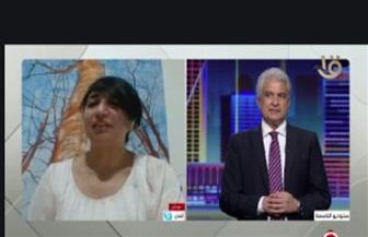 """سائقة أتوبيس مصرية فى لندن: """"فنانة تشكيلية وبحب تغيير العمل"""""""