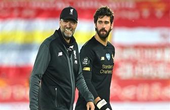 مدرب ليفربول قلق على لاعبيه من فيروس كورونا
