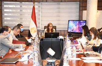 وزيرة التخطيط ورئيس هيئة الاستثمار يبحثان الإصلاحات الهيكلية على المدى القصير | صور