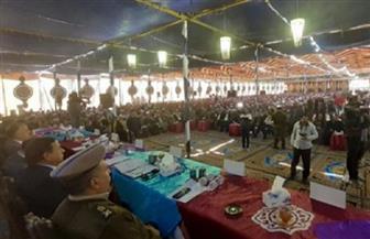 أجهزة وزارة الداخلية تنجح في إتمام الصلح بين أفراد عائلتين بسوهاج