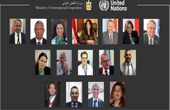 «المشاط»: عرض الشراكات التنموية بين مصر والأمم المتحدة في جميع المحافل الدولية | صور