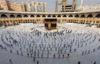 50 شاشة بالمسجد الحرام لبث التوجيهات الصحية