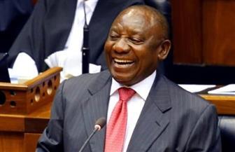 رئيس جنوب إفريقيا يهنئ موسيماني بتوليه تدريب الأهلي