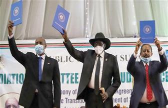 مصر ترحب بالتوقيع النهائي على اتفاق جوبا للسلام