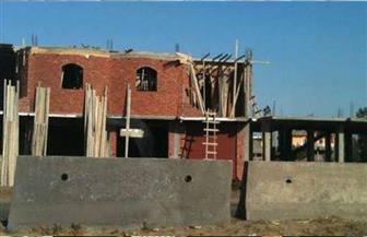 السماح بعودة البناء ينشط سوق العمل وقطاع البناء في الفيوم| صور