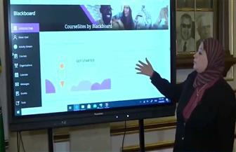 نجاح تجربة التعليم الهجين في الجامعات بعد أسبوعين من تطبيقها| فيديو