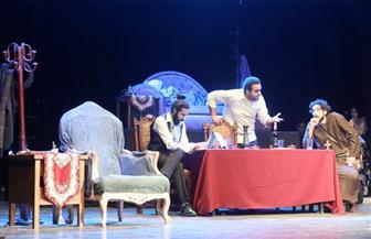 """"""" الأخوة كرامازوف"""" ضمن عروض مواسم نجوم المسرح الجامعي بالهناجر"""