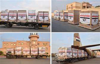 بتوجيهات من الرئيس.. مصر ترسل مساعدات عاجلة للعراق| صور