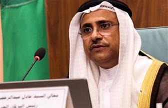 رئيس البرلمان العربي يدين بشدة الهجوم الإرهابي على محطة توزيع المنتجات البترولية بجدة