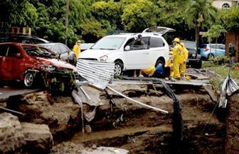 مقتل 6 أشخاص على الأقل وفقدان 35 آخرين إثر وقوع انهيار أرضي في السلفادور