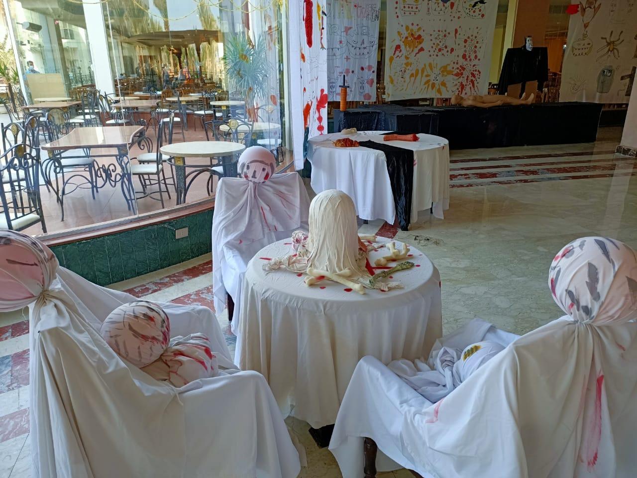 كيف أتمت فنادق الغردقة السياحية استعداداتها للإحتفال بعيد الهالوين