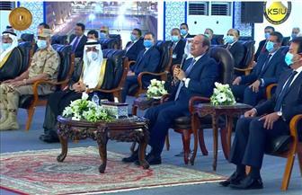 الرئيس السيسي: عدم الاستقرار يعني ضياع الدولة وتدمير مستقبلها