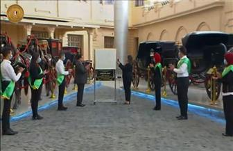 الرئيس السيسي يشهد افتتاح 3 متاحف جديدة