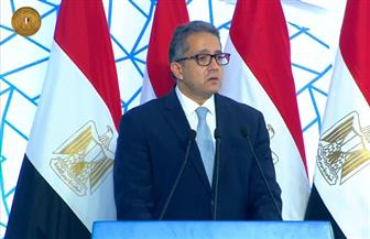 وزير الآثار: نشهد يوما استثنائيا بافتتاح الرئيس السيسي ثلاثة متاحف مهمة في 3 محافظات