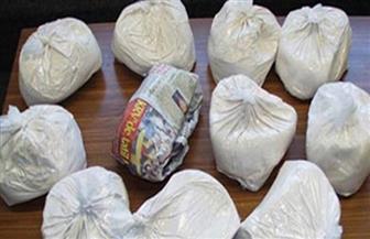 ضبط كيلو هيروين و3 آلاف قرص مخدر بحوزة أجنبي بالجيزة