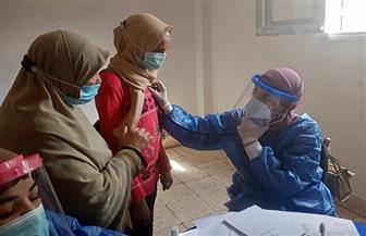 علاج بالمجان لـ653 مواطنا في قافلة طبية من جامعة طنطا بـ«بنا أبو صير»   صور