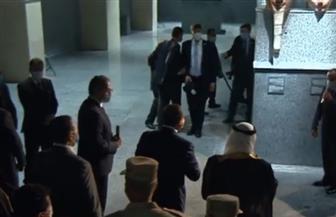 جولة للرئيس السيسي داخل متحف شرم الشيخ