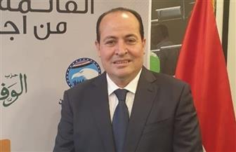 مساعد رئيس الوفد: زيارة الرئيس لجنوب السودان تؤكد دور مصر الريادي