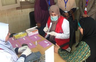 الكشف على 492 ألف مواطن خلال حملة «100 مليون صحة» بالبحيرة