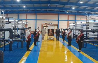 محافظ شمال سيناء: افتتاح الرئيس 3 تجمعات تنموية بوسط سيناء | صور
