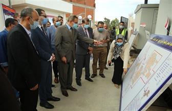 افتتاح مشروع الصرف الصحي بقرية «أريمون» بكفر الشيخ | صور