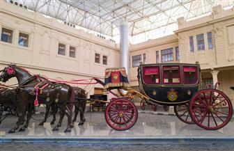 كل ما تريد معرفته عن متحفي كفر الشيخ والمركبات الملكية |صور