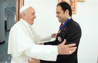 """أمين""""الأخوة الإنسانية"""" يشارك في حفل الرسالة البابوية الجديدة """"كلنا أخوة"""" بدعوة من بابا الفاتيكان"""