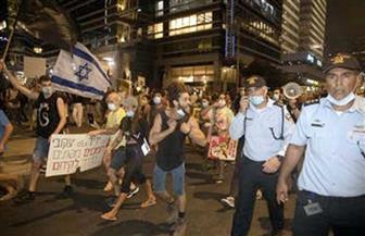 اعتقالات واشتباكات في تل أبيب بعد حظر مثير للجدل على المظاهرات الكبرى