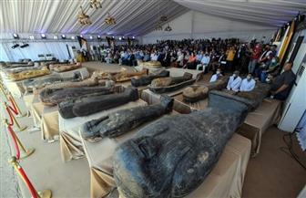 مصر تتحدث عن نفسها خلال الكشف عن آثار سقارة.. ماذا قال سفراء العالم على «تويتر»؟ | صور