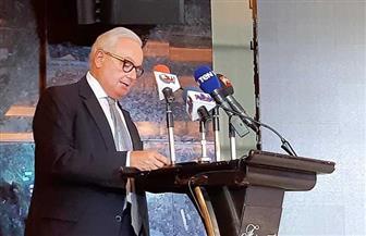 كريستيان برجر: الاتحاد الأوروبي شركاء في ملف مصر الطموح لإدارة المياه