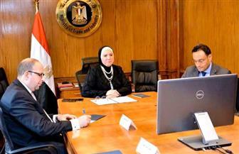 وزراء الصناعة والتجارة في مصر والأردن والعراق يتفقون على خطوات عملية لتعزيز التعاون الاقتصادي