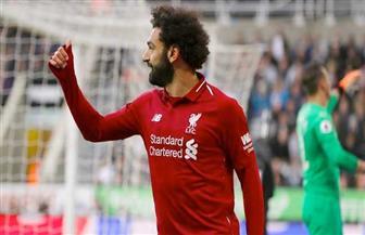 صلاح يتخطى حاجز الـ 100 هدف في الدوري الإنجليزي