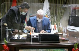 محافظ جنوب سيناء يوافق على خفض سن القبول بالصف الأول الابتدائي ومجموع القبول للثانوي