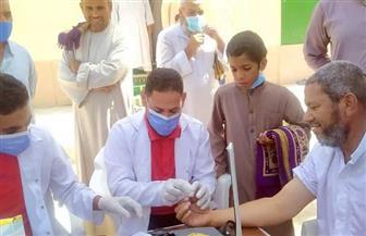 صحة الوادي الجديد توقع الكشف الطبي على 41 ألفا في مبادرة الرئيس للأمراض المزمنة | صور