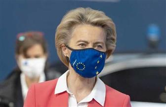 عزل ذاتي لرئيسة المفوضية الأوروبية بعد مخالطتها لشخص مصاب بكورونا
