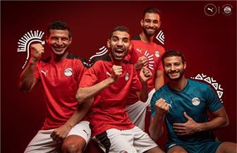 الكشف عن قميص المنتخب المصري الجديد | صور