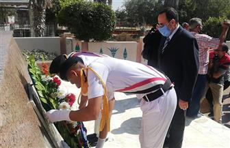 شمال سيناء تحتفل بالذكرى الـ47 لنصر أكتوبر المجيد   صور