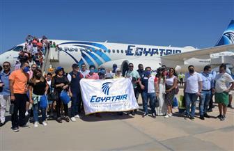 مصر للطيران تستكمل حملة  تشجيع السياحة الداخلية