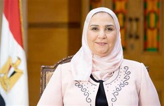 وزيرة التضامن: الرئيس السيسي وجه بدعم الطلاب غير القادرين