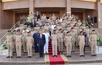 """القوات المسلحة تنظم المعرض الـ13 للثقافات العسكرية"""" تخليدا للانتصارات المصرية"""