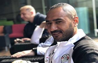 اتحاد الكرة يحتفل بعيد ميلاد محمد شوقي